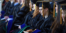 Graduate College Commencement Ceremony