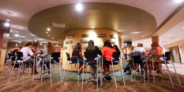 Davis Center Hangout Spots
