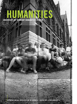 Humanities Brochure cover