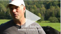 Farmer Brent Beidler Talks about Grass Farming