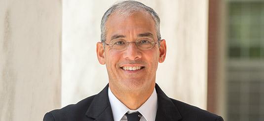 Jim Vigoreaux Associate Provost for Faculty Affairs