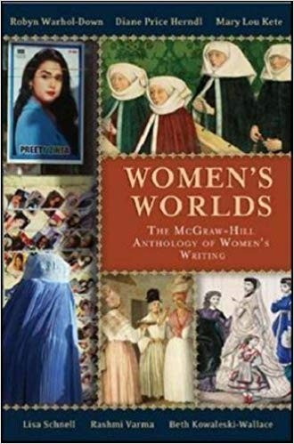 cover of Women's World's: The McGraw-Hill Anthology of Women's Writing World co-authored by Mary Lou Kete