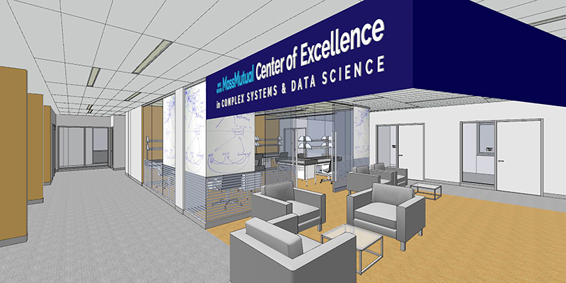 MassMutual Center of Excellence for Complex Systems and Data Science