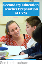 Secondary Education Brochure
