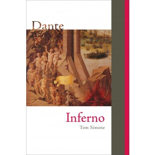 cover of Dante 'Inferno': A new translation and commentary by Tom Simone