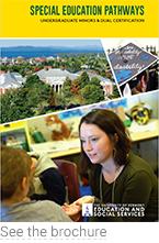 Special Education Pathways brochure