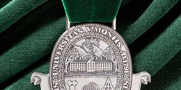 University Distinguished Professor Medallion