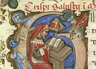 Medieval manuscript illustration