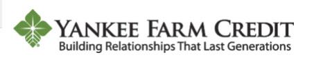 Yankee Farm Credit Logo