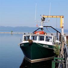 Research vessel Melosira