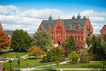 UVM University Green