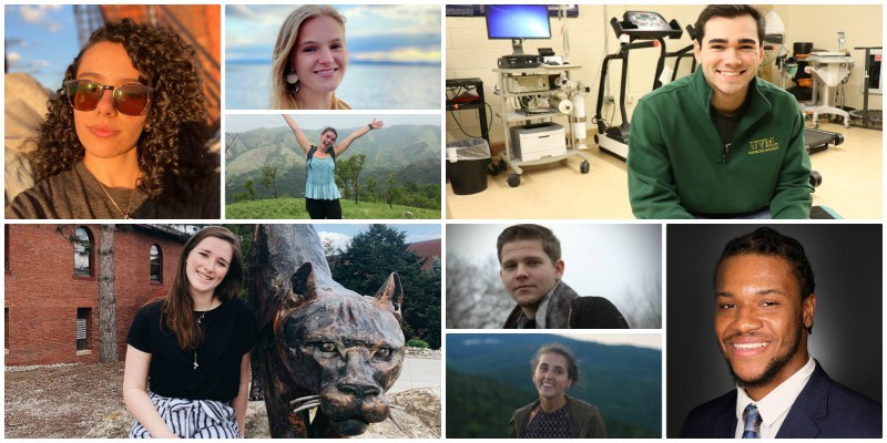 CNHS Student Collage
