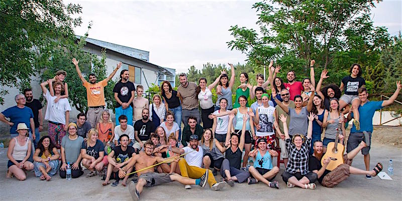 Volunteering in Greece with Together for Better Days