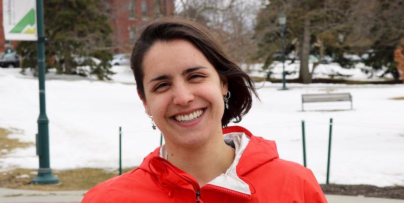 Alicia Keesler (Social Work '17)