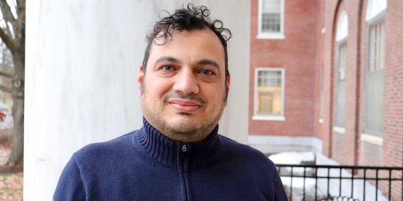Ashraf Alamatouri