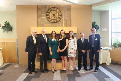 CALS student and alumni award recipients