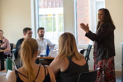 Grossman School of Business, University of Vermont, UVM, Pramodita Sharma