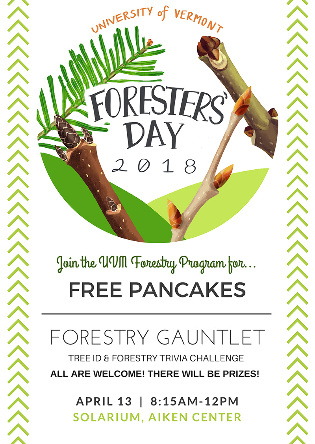 Forester's Day flyer
