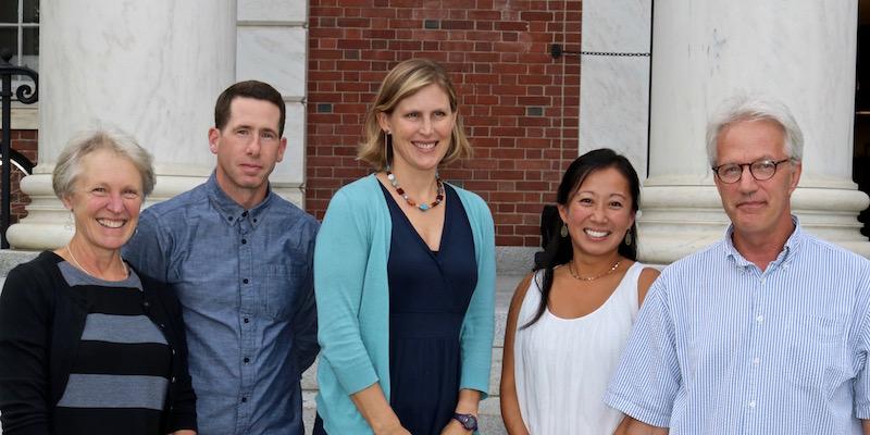 UVM CESS Research Team