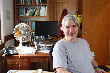Josh Farley, CDAE Professor
