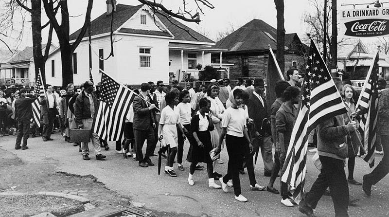 The Selma to Montgomery March