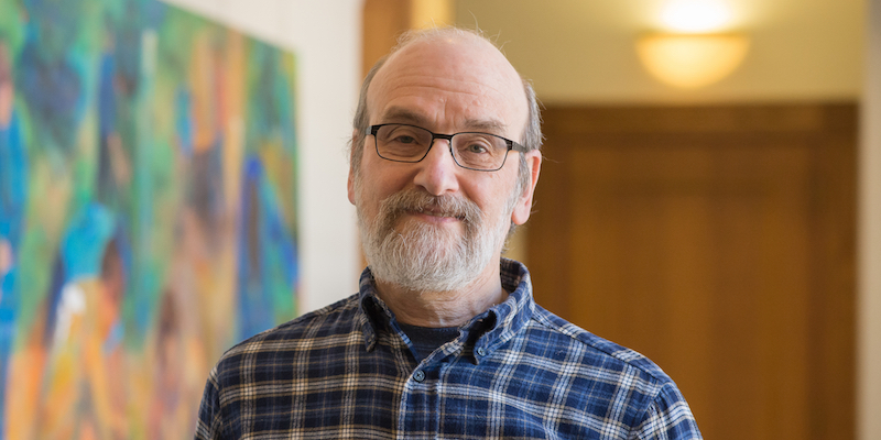 UVM Social Work Professor Stanley Witkin