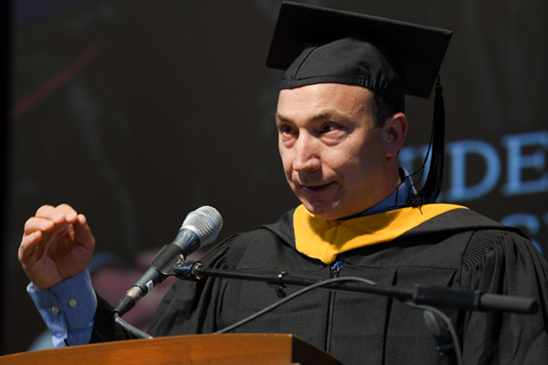 Anthony F. Voellm, UVM Class of 1993