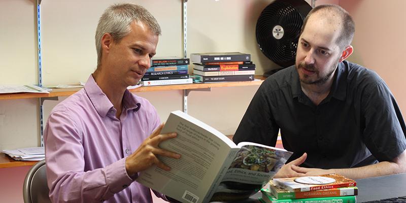 Tyler Doggett and Mark Budolfson
