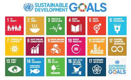 The new PhD program uses the United Nations Sustainable Development Goals as a basis.