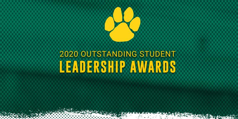 2020 Outstanding Student Leadership Awards