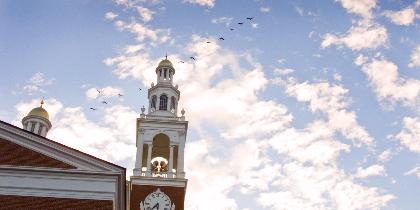 Ira Allen bell tower