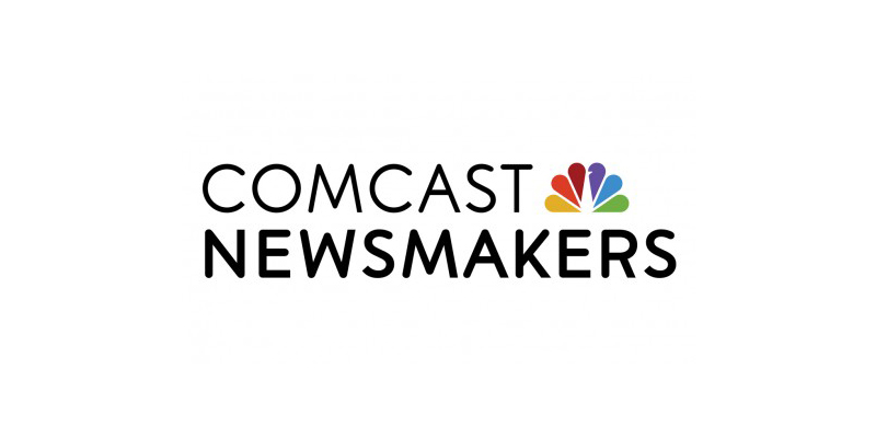 Comcast Newsmakers logo