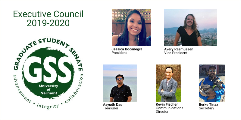 GSS Executive Coucil 2019-20