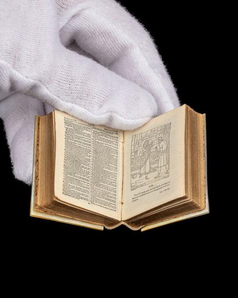 Oxford University Press, The Holy Bible, 1896