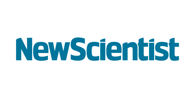 New scientist logo