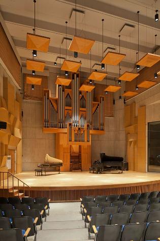 UVM Recital Hall