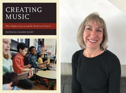 "Patti Riley, ""Creating Music"""