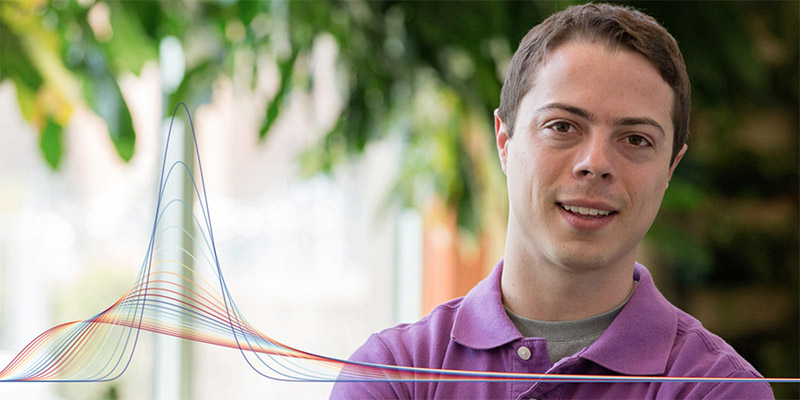Nick Strayer, data visualization expert and UVM alum