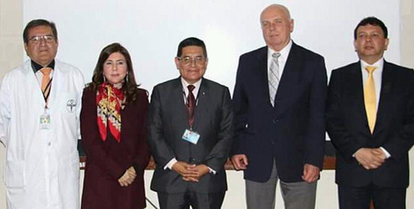 Peruvian Ministry of Health (MoH), Lima, Peru