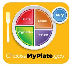 ChooseMyPlate.gov Icon