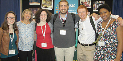 Music students and faculty