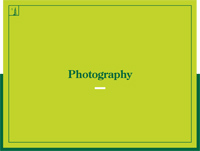 photography graphic - styleguide