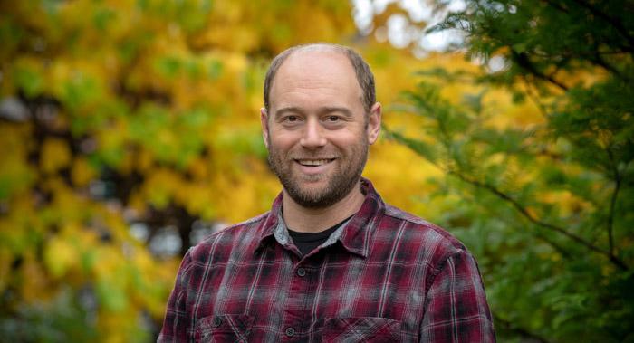 Eric Bishop von Wettberg