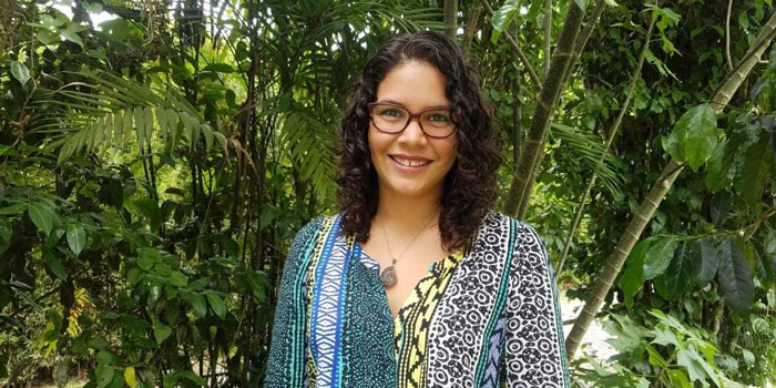Gund Graduate Fellow Aura M. Alonso-Rodriguez