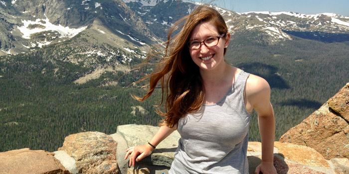 Gund Graduate Fellow Jennifer Santoro