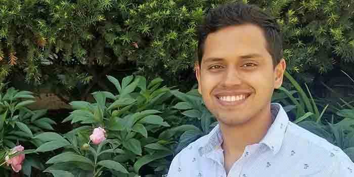 Luis Rodriguez Cruz Is A Phd Student At The Food Systems Program He Is Interested In The Intersections Of Climate Change And Food Security At The