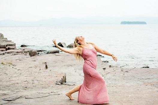 Julie Peoples-Clark, Artist in Residence, UVM Dance Program