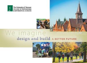 We imagine: design and build a better future (issuu)