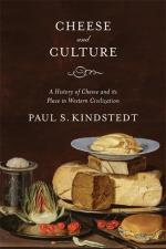 Cheese and Culture bookcover