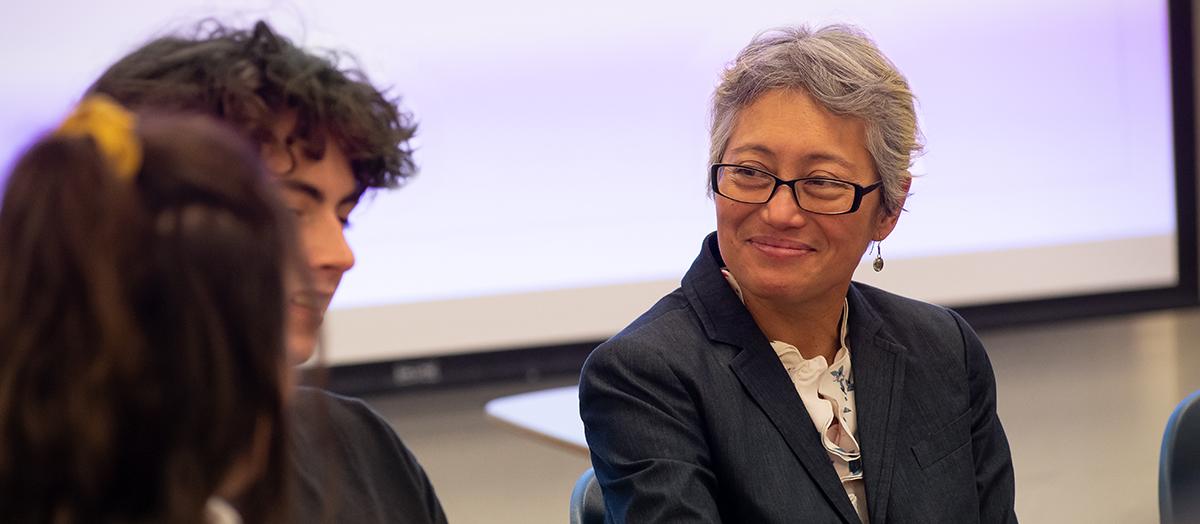 Professor Cynthia Reyes